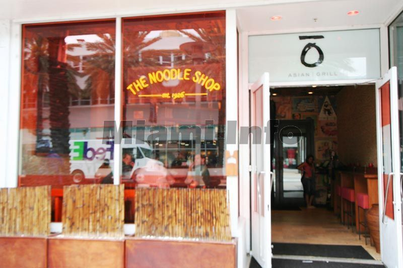 o asian grill south beach