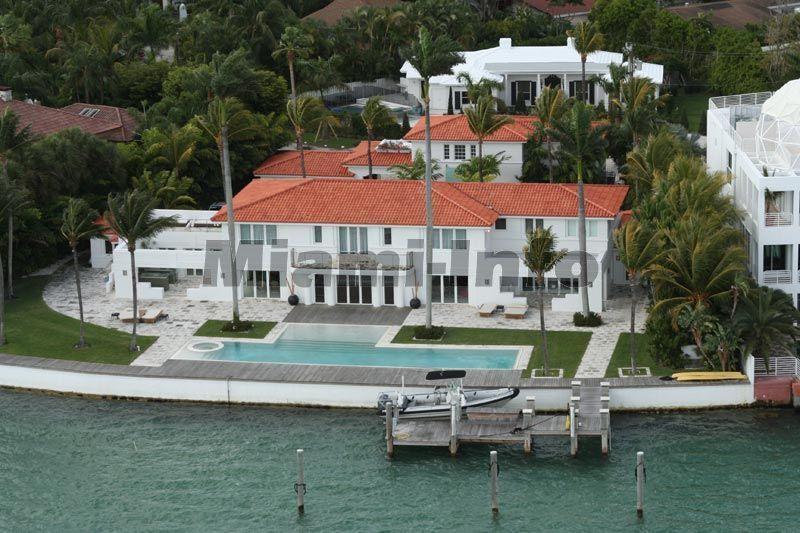 Miami florida photos miami islands star island miami for Star island miami houses
