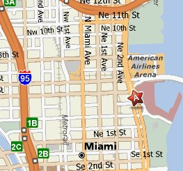 Find the best Bayside, around Miami,FL and get detailed driving directions with road conditions, live traffic updates, and reviews of local business along the way.