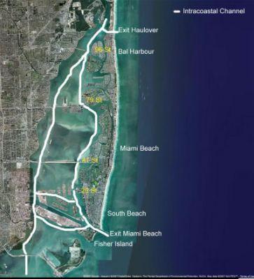 Barcos Miami turismo Miami