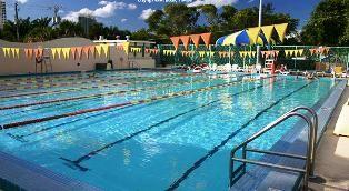 Flamingo Park Pool Miami Beach Pool At Miami Beach Flamingo Park