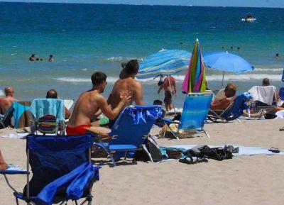 Friendly Miami Beach Fit Bos On